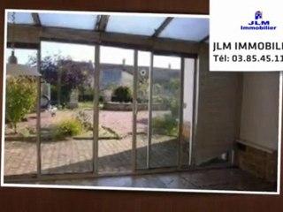 A vendre - maison - LA TRUCHERE (71290) - 5 pièces - 145m²