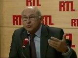"""Michel Sapin : le parti socialiste est """"sincèrement"""" derrière François Hollande"""