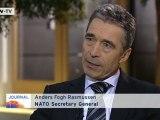 Journal interview with Anders Fogh Rasmussen, NATO Secretary General | Journal Interview