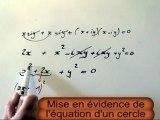 Cherchez un ensemble de points M du plan complexe. Etude des nombres complexes.