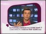 Reportage - Ondes GSM Danger de la telephonie mobile