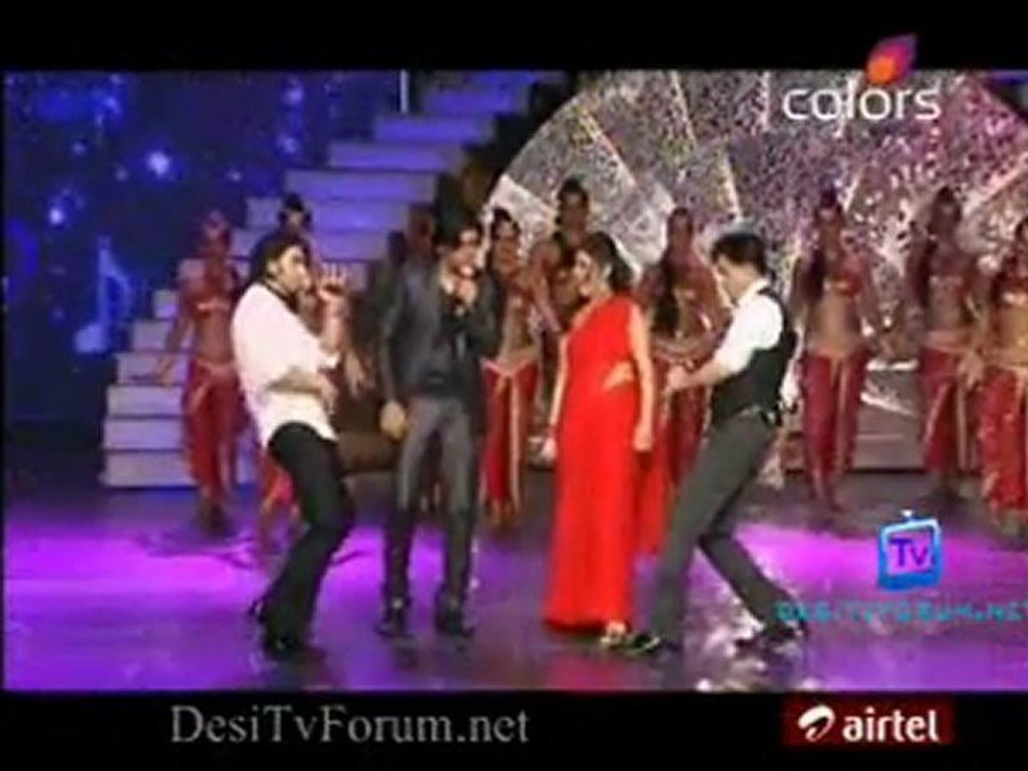 Global Indian Music Awards 2011 - 30th October 2011 Video pt13
