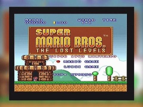  SPOIL  Super Mario Bros  The Lost Levels PART 1