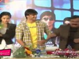 Country Club Head Reddy Presents Flowers To Sexy Sayali Bhagat