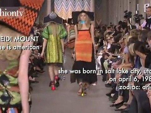 Heidi Mount + Anais Pouliot - Top Models | FTV