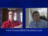 Esthetic Dentist Greenville SC, Missing Teeth Consequences & Headache, Blake Julian, 29607