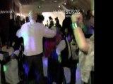 Funny Dancing Old Age Pensioner in hilarious tecno disco dancing