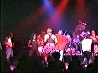 Macabo-Medjo-Yannick en mai 1997