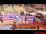 Olympiakos BC - Fenerbahce Ulker 81-74, Game 2-Regular Season