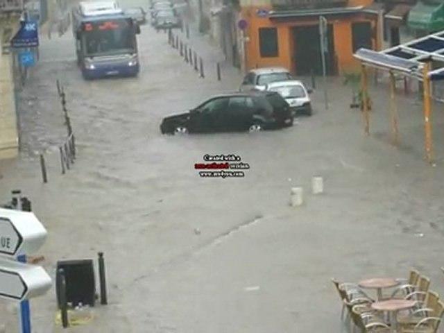 Inondation Figuerolles, Montpellier, 01.11.2011