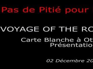 Pas de Pitié pour les Navets - VOYAGE OF THE ROCK ALIENS - Présentation du film par Otto Rivers