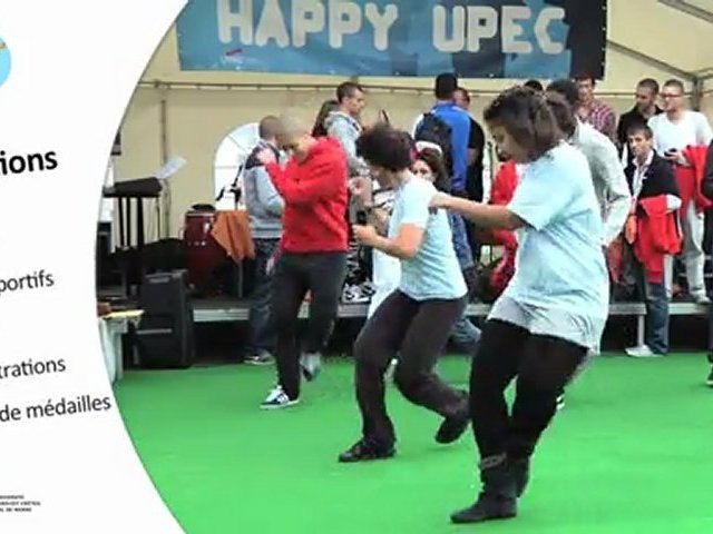 UPEC : Forum de rentrée Happy UPEC 2011