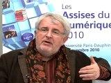 Assises du numérique 2010 - Jean PREVOST - Directeur de l'innovation, Groupe Casino