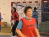 Nantes Loire-Atlantique Handball : au coeur de l'action !