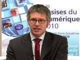 Assises du numérique 2010 - Bernhard ROHLEDER - Directeur général BitKom