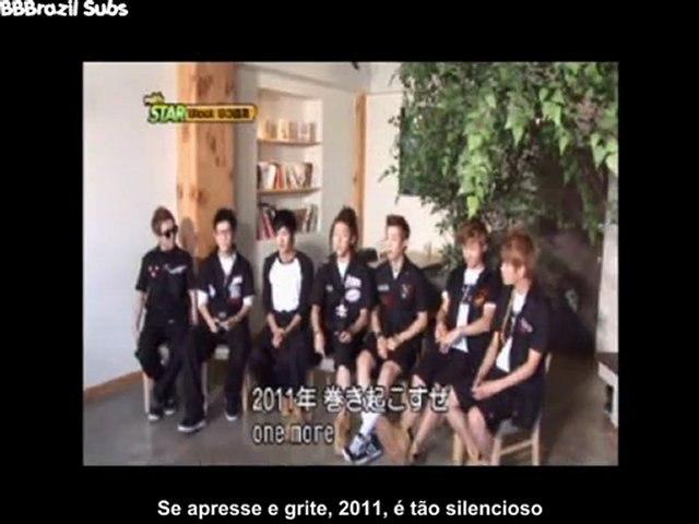 [BBBrazil Subs] 110808 Mnet Japan K-Pop Zone - Block B