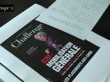 Au sommaire de Challenges du 3 novembre 2011 : G20, mobilisation générale