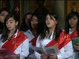 Dieu Mon Espérance - Chorale Ste. Marie St. Marc (Chatenay) - [Chrétiens Orientaux (France2 01.11.2011)]