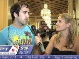 EPT San Remo 2011: Midday Update with Jason Mercier - PokerStars.co.uk