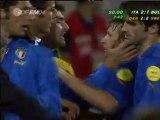 Cassano, Italie 2-1 Bulgarie 2004