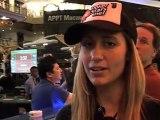 Vanessa Rousso LadyMaverick- APPT Macau 08: Vanessa Rousso - PokerStars.com