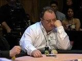 Greg Raymer  fossilMan -  EPT 1 - Greg Raymer exit interview   PokerStars.com