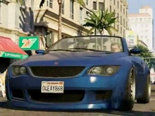 First Trailer de Grand Theft Auto V