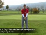 Golf Swing Lessons and Tips - Proper Golf Grip