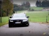 Essai Audi AS5 et A8 ABT 2011 par Action-Tuning