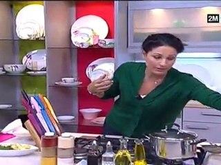 tete de mouton recette choumicha aux légumes