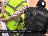 Acrobaties pro-tibétaines à Cannes - no comment