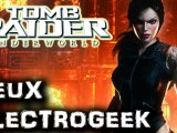"Jeux Electrogeek 92 test ""Tomb Raider Underworld"" [PS3/X360]"