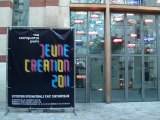 Jeune Création, Exposition internationale d'art contemporain