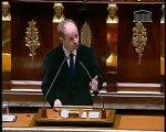 Budget Sécurité 2012 - Groupe SRC JJ Urvoas - Vote 03-11-11