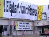 Fermeture de l'usine de Gemenos : conflit Fralib, Unilever s'explique