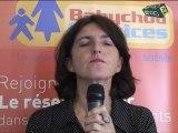 Interview de Claire Lanneau - franchise Babychou Services