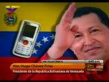 Toda Venezuela Hugo Chavez presidente de la Republica 03.11 2011 1/2
