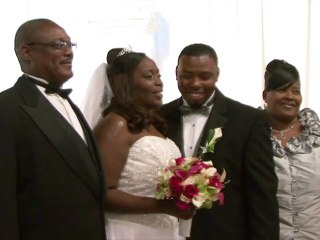 Nicole and Eric Hughes Wedding RECEPTION (Capture It Graphics -CIGVideo)