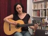 Eau rage de Ma Sarah / Session acoustique pour Pousse le son