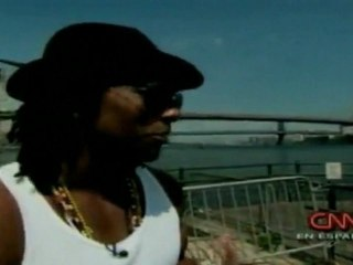 Yotuel Romero (Orishas) - Entrevista para CNN en New York (Afrocuban Punk 2010)
