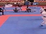 Karate | WKF | -50 Kumite Individual Female Seniors, Istanbul 2011