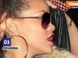 Top Gossip: Rhanna virée d'un club de strip tease