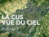 La Communauté urbaine de Strasbourg vue du ciel (3D) - Episode 3 - 2011