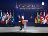 Termina senza grandi sorprese il G20 di Cannes