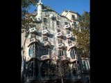 BARCELONA TOURIST ATTRACTIONS-GAUDI TOURS-VIDEO
