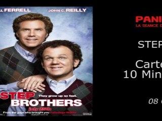 Panic Cinéma - STEP BROTHERS - Présentation du film par 10 Minutes à Perdre