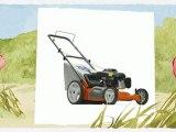 Husqvarna Lawn Mower Review - 7021P Honda GCV160 Push Lawn Mower