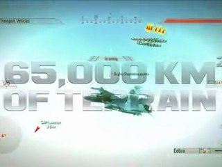 New Trailer de Jane's Advanced Strike Fighters