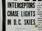 UFOs over Washington D.C. 1952