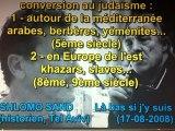 LES KHAZARS CONVERTIS , LES BANTOUS SONT LES HEBREUX D'ISRAEL DE LA BIBLE APOCALYPSE 2:9